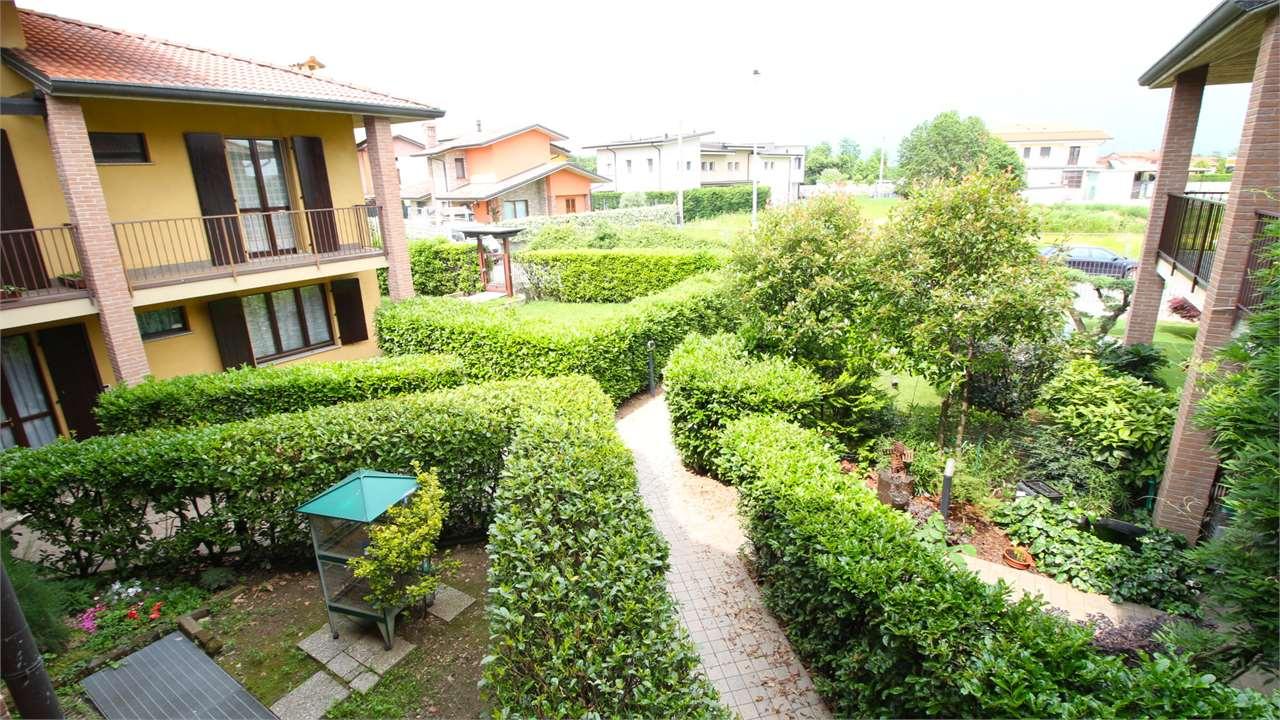 Capriate San Gervasio – OCCASIONE 4 LOCALI DEL 20′